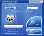 Smart Data Recovery Mobile screenshot